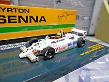 F1 F3 Formel 3 RALT Toyota RT3 #2 Senna Silverstone 1982 Minichamps 1:43
