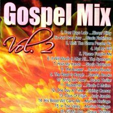 Gospel Music Mix Vol. 2 Mix CD