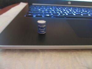 "Dollhouse miniature food  Morton Salt  1/2"" tall"
