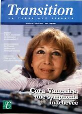 Mag rare 2012:  CORA VAUCAIRE