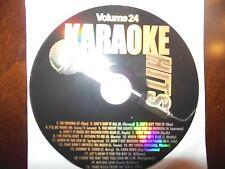Karaoke Hits Vol  24 ( Country, Pop, Oldies Mix)