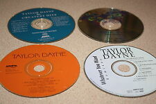 Lot of 4 CD Taylor Dayne Naked without you/Greatest Hits/Whatever you want