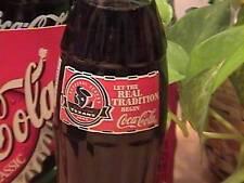 Houston Texans Inaugural Season coke bottle