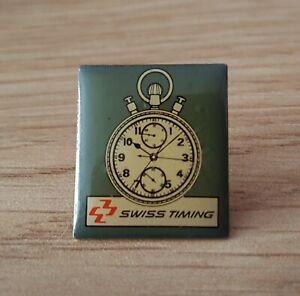 Pin ´S - Suizo Tiempo (412)
