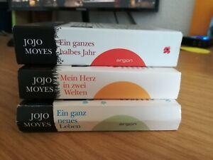 Ein ganzes halbes Jahr - Hörbuch Reihe von Jojo Moyes