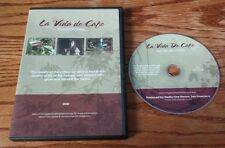 La Vida De Cafe (DVD) The Life of Coffee documentary Pete Rogers human interest