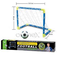 Porteria Futbol Ideal Niños Jueguete Jardín Parque Casa a1519