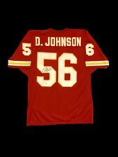 Derrick Johnson Signed Jersey Tristar