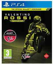 MotoGP 16 Valentino Rossi The Game (Playstation 4 )