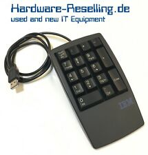 IBM Numerisches ext USB Keypad KU-9880 09N5548 Ziffernblock