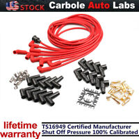 NewYall Pack of 8 10.5mm Spark Plug Wires