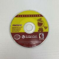 Namco Museum (Nintendo GameCube, 2002) Game Disc Only Tested & Working