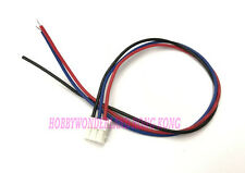 5264 3-Pin Female Connector wire & Male for Battery Cordless Phone at home x 10