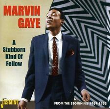 Marvin Gaye - Stubborn Kind of Fellow [New CD]