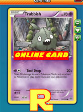 Trubbish (Tool Drop) Playset for Pokemon TCG Online (DIGITAL ptcgo in Game Card)