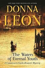 The Waters of Eternal Youth by Donna Leon (2017, Paperback)