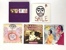 "The Smashing Pumpkins Siamese Singles Box Set vinyl 7"" LPs Hut 1994 UK import"