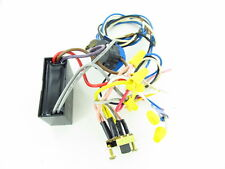 #13 - Used Nutone Ceiling Fan Wiring Harness with Switchs/Capacitor/Parts