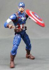 Marvel Legends Avengers Age of Ultron CAPTAIN AMERICA Loose Figure Hasbro 2015