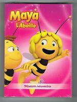 MAYA L'ABEILLE - MISSION SOUVENIRS - VOL. 9 - 2015 - DVD NEUF