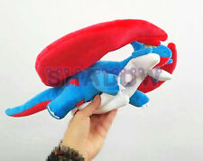 "Pokemon Mega Salamence 12"" Stuffed Animal Plush Soft Toy Doll"