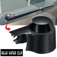 Rear Window Windshield Wiper Arm Washer Nut Cover Cap For Vw Transporter T5