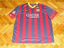Barcelona Soccer Jersey Barca Football Shirt hm ss NEW XXL