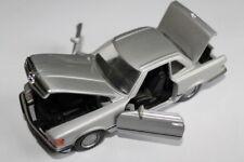 NZG Modelle 284 : Mercedes Benz Cabriolet R107 silber SL 1:35 V8 Cabrio