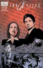 X-Files Season 10 #3 Subscription variant Chris Carter IDW 1st Print NM