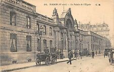 B38705 Paris Le Palais de l Eglise   france