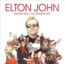 Rocket Man: The Definitive Hits by Elton John (CD, Mar-2007, UMVD) used