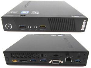 Cheap Lenovo M93P Mini Tiny PC COMPUTER i5 4570T 2.9Ghz 8Gb 500GB SSHD W 10 Pro