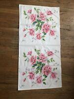 vintage Printed dresser scarf Floral