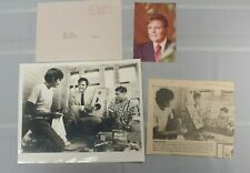 Jack Lord-Hawaii Five-O Move star Personal items lot frm Jack Lord Estate