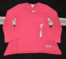 NWT Naartjie Kids ESS Solid Assymetrical Tunic (Size 4, S) Rapture