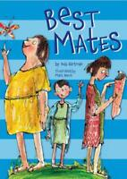 BEST MATES by HARTMAN BOB, Good Used Book (Paperback) FREE & FAST Delivery!