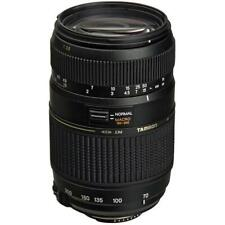 Tamron 70-300mm F4-5.6 DI LD Telephoto Lens A17 3yrs Jeptall