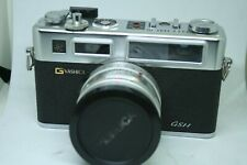 YASHICA GSN ELECTRO 35  OLD CAMERA