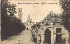 BR37057 Vicenza Dintorni Santuario e Portici di Monte berico italy