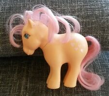Mein kleines Pony G1 1. Generation rosa Herzen Hasbro 82