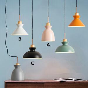 Kitchen Pendant Light Bar Wood Lamp Modern Pendant Lighting Home Ceiling Lights