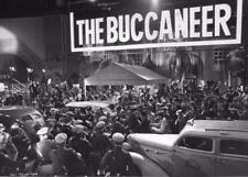 "Premiere of ""The Buccaneer"" vintage movie still"