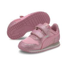 PUMA Cabana Racer Glitz V PS Inf Sneaker Schuhe Baby Mädchen 370986 Rosa