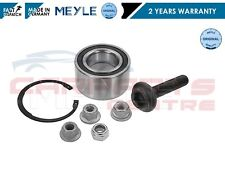 FOR AUDI A3 TT SEAT LEON VW GOLF FRONT AXLE WHEEL BEARING KIT MEYLE GERMANY
