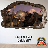 Fallout Bedroom Mural Gamers Wall Art Gaming Sticker eSports Games Festival