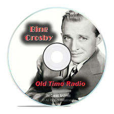 Bing Crosby and Rosemary Clooney, 776 Old Time Radio Comedy Shows, OTR DVD G49