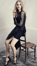H&M Lace Long Sleeve Dresses for Women