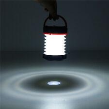 Solar De Camping Led Light Lamp Lantern Outdoor Rechargeable Lampara Hanging