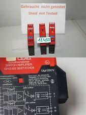 Abb CEAG GEI 122 3027 R 0109 amplificador de conmutación interruptor