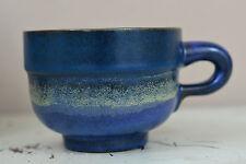 KMK Kupfermühle Keramik Serie Viola Dekor 21000 Kaffeetasse 8,5cm Ø von 1968